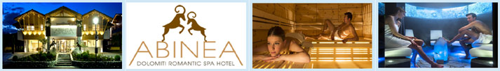 Hotel Abinea - Dolomitic Romantic SPA