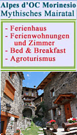 Alpes d'OC Morinesio - Ferienhaus, Bed & breakfast - Agroturismus